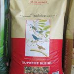Audubon bird supreme blend seed