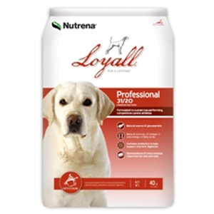 Loyall Professional 31-20 dog food