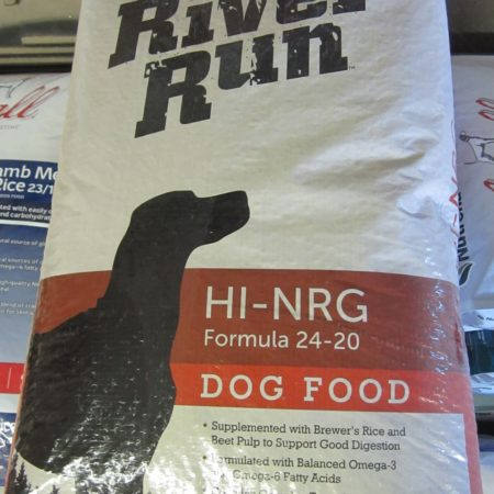 River Run Hi-NRG Dog Food