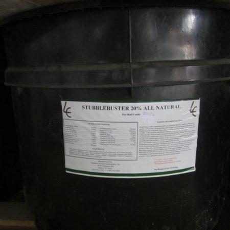 Stubblebuster 20 Supplement tub