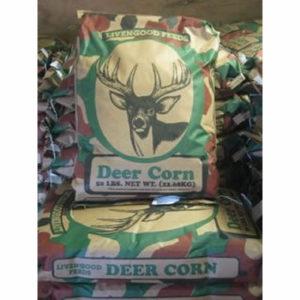 deer corn