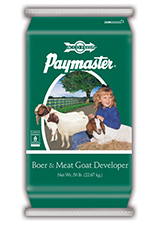 Paymaster Acco Boer Meat Goat Developer Feed