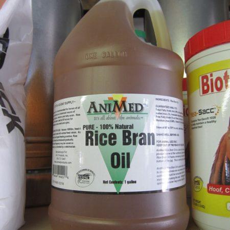 AniMed Rice Bran Oil