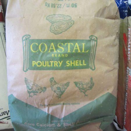 Coastal Brand Poultry Shell