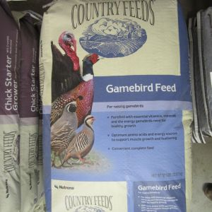 Country Feeds Gamebird Feed