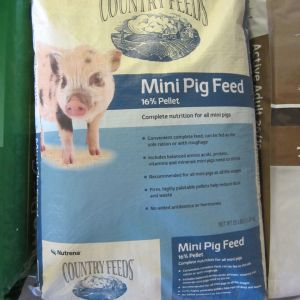 Country Feeds Mini Pig Feed
