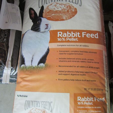 Country Feeds Rabbit Feed