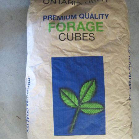 Ontario Forage Cubes