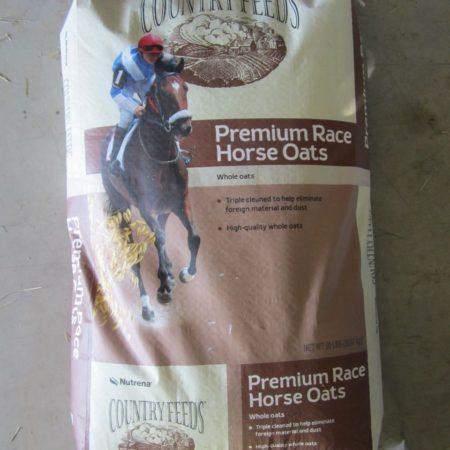 Premium Race Horse Oats