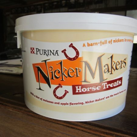 Purina NickerMakers Horse Treats