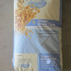 Steam Rolled Oats Country Feeds