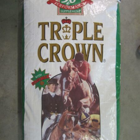 Triple Crown 30 Performance Supplement