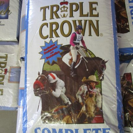 Triple Crown Complete