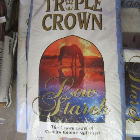 Triple Crown Low Starch