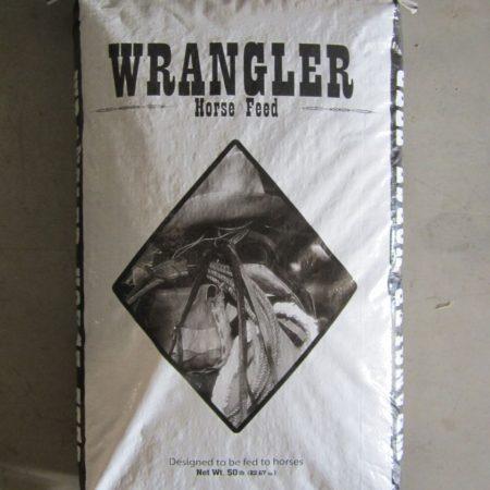 Wrangler Horse Feed