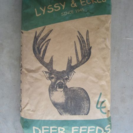 lyssy&eckel deer feed