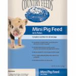 mini-pig-feed