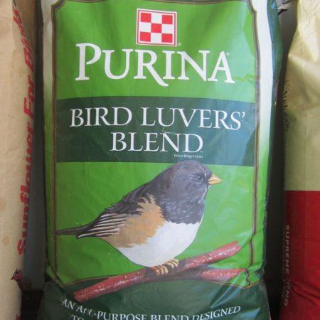 purina birdluvers blend