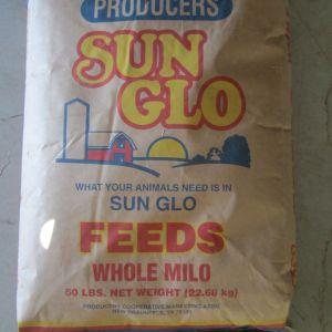 whole milo sun glo