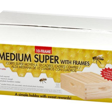 Beehive Medium Super Frames