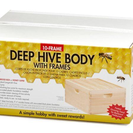deep beehive body